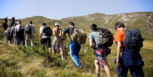 walking benefits Trekking 951