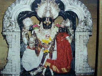 Long Walking Ahobilam Narasimha Swamy