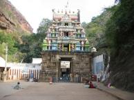 Long Walking Ahobilam Narasimha Swamy02