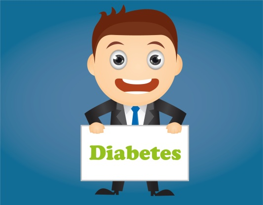 Diabetes control by regular walking 259